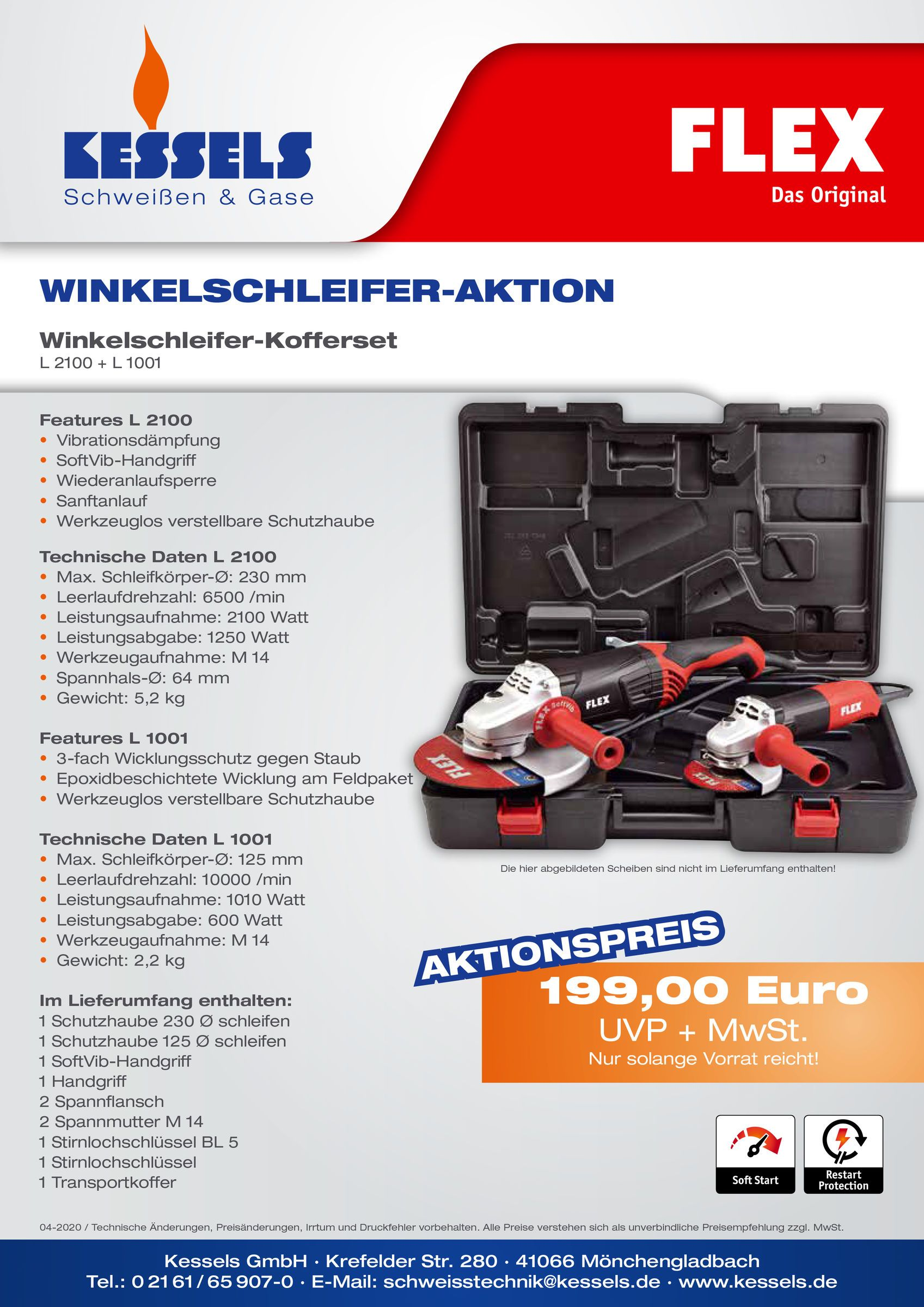Flyer Flex Kofferset L2100-L1001