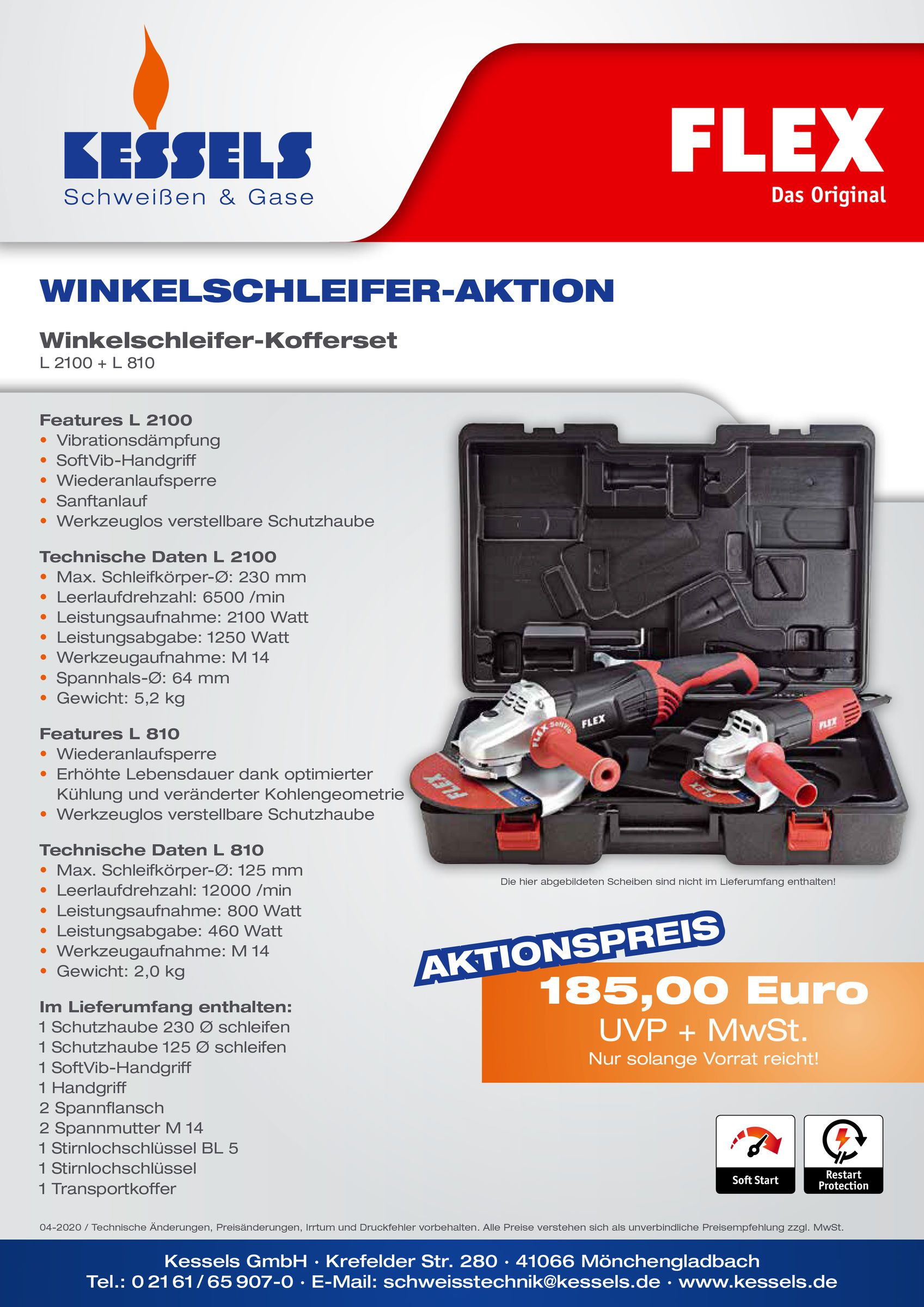 Flyer Flex Kofferset L2100-L810
